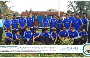 2015-16 Al-Huda School Soccer Club