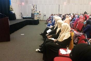 Congratulations Al-Huda High School Graduates