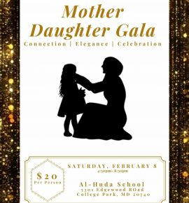 Fifth Annual Mother Daughter Gala